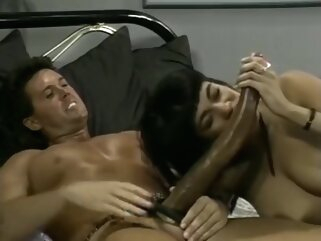 Huge Dick Hermaphrodite Asian Fucks Her Huge Dick Boyfriend shemale asian shemale big cock shemale masturbation